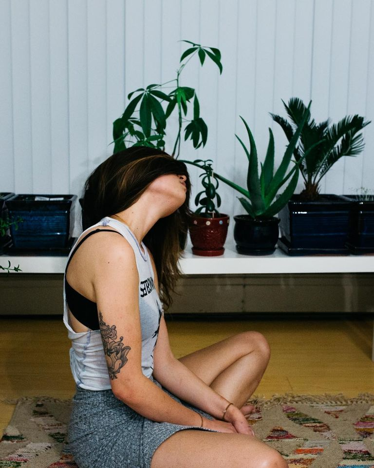 pratiquer le yoga à la maison tous les jours