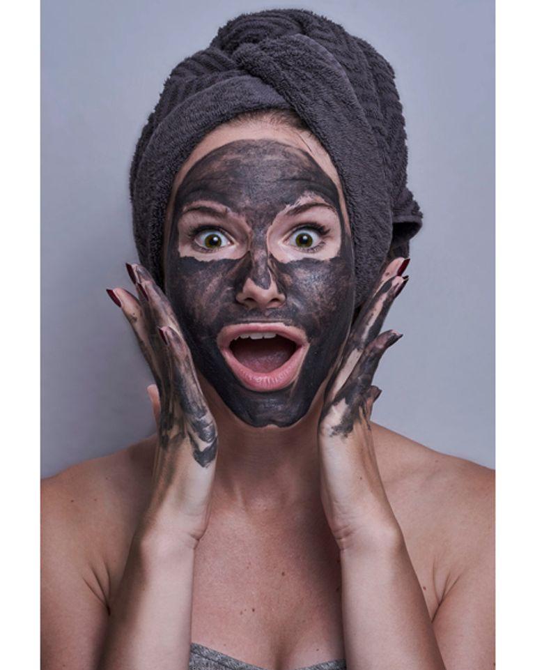 Vertus du masque à l'argile