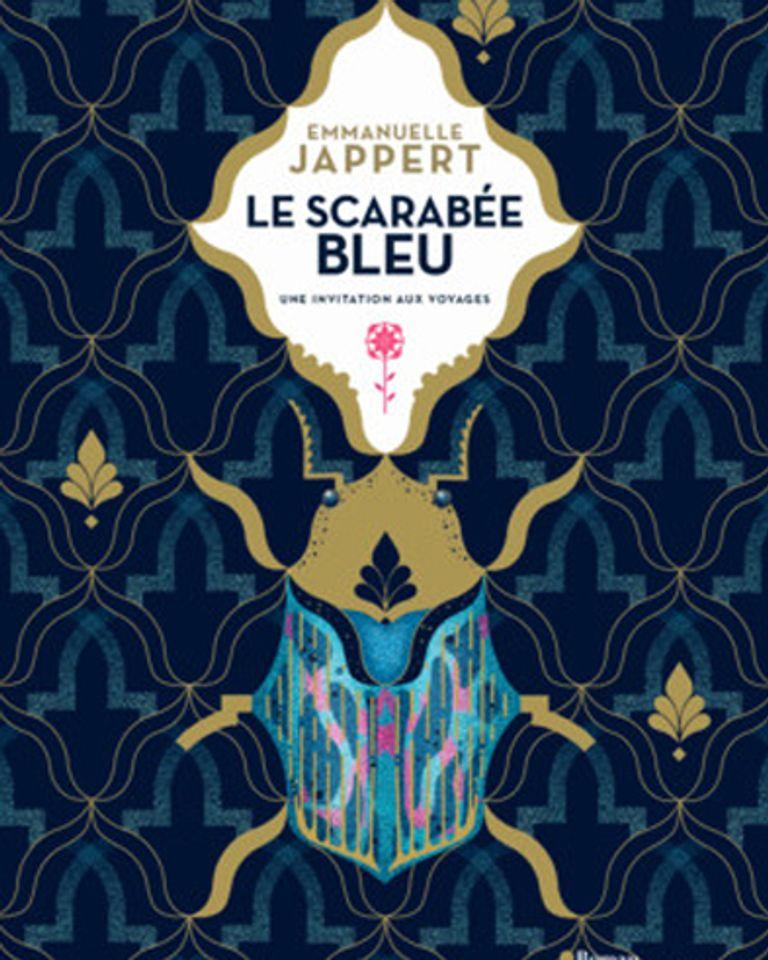 Le scarabée bleu d'Emmanuelle Jappert
