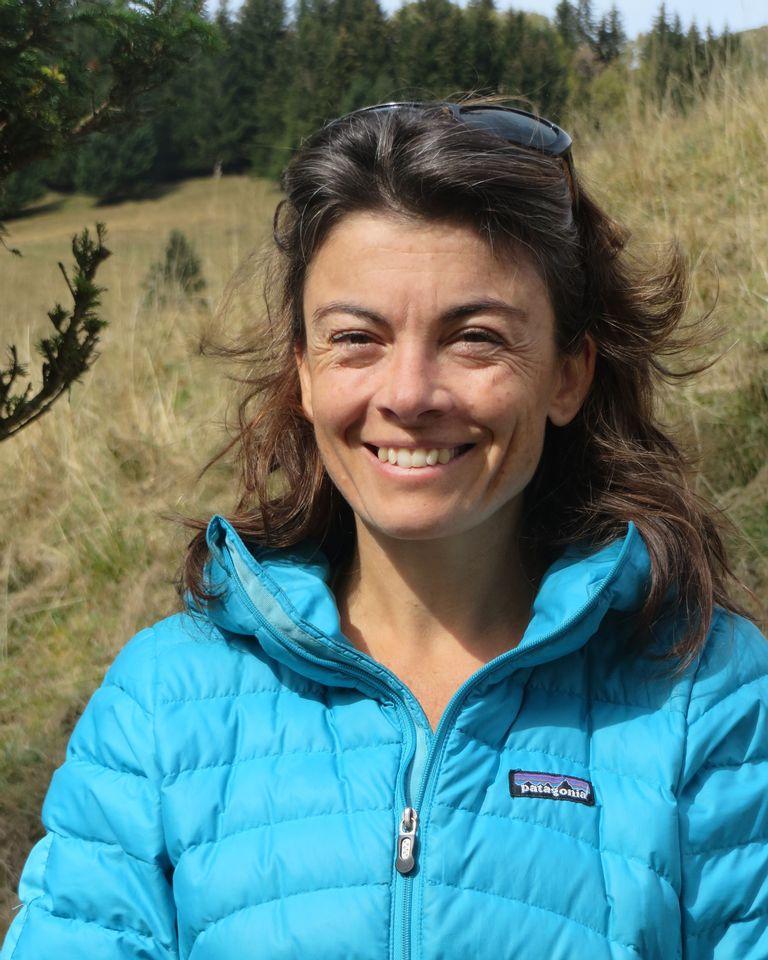 La Directrice France de 1% for the planet Isabelle Susini