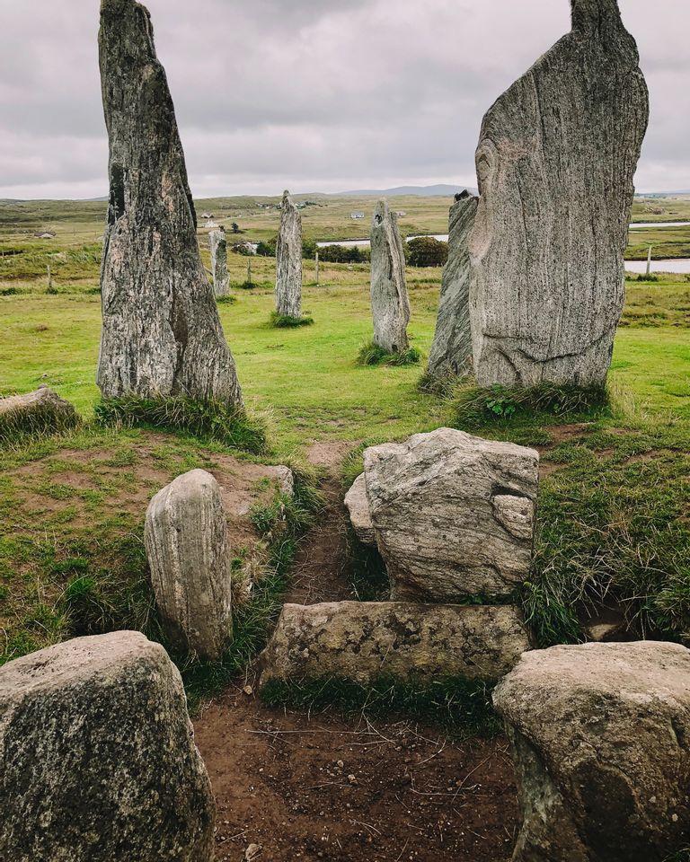 menhir celtique