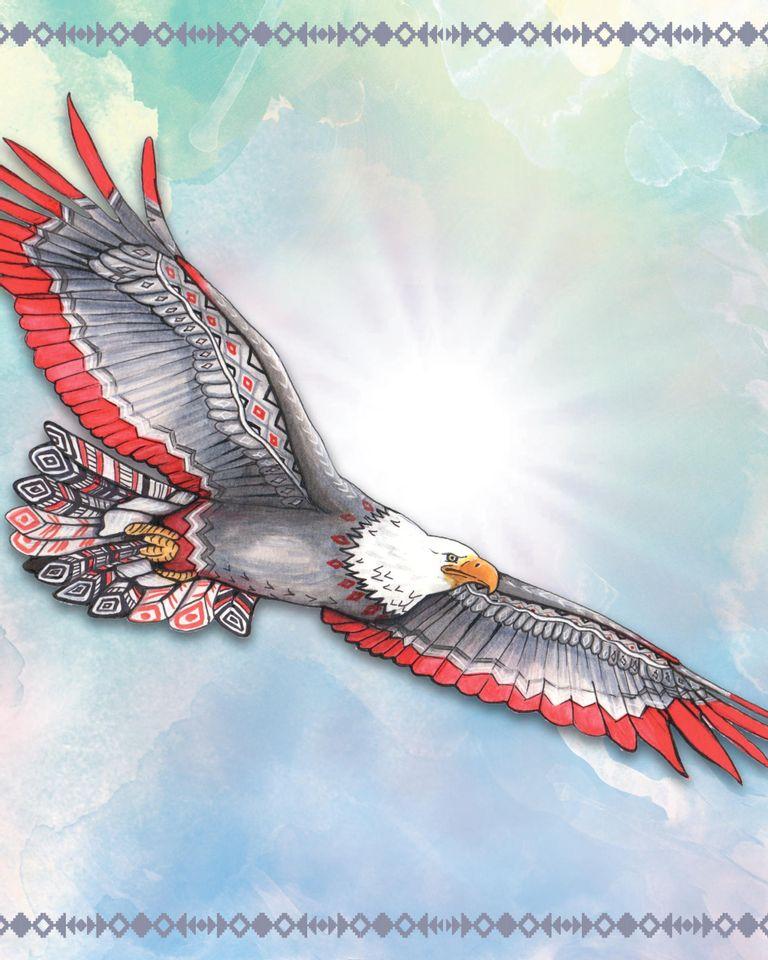 A chaque période chamanique est associé un animal totem.