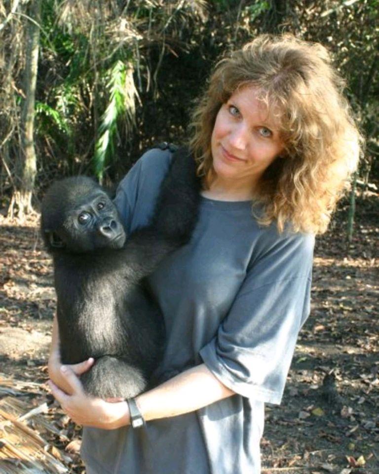 Astrid Clavé grand singe communication animale