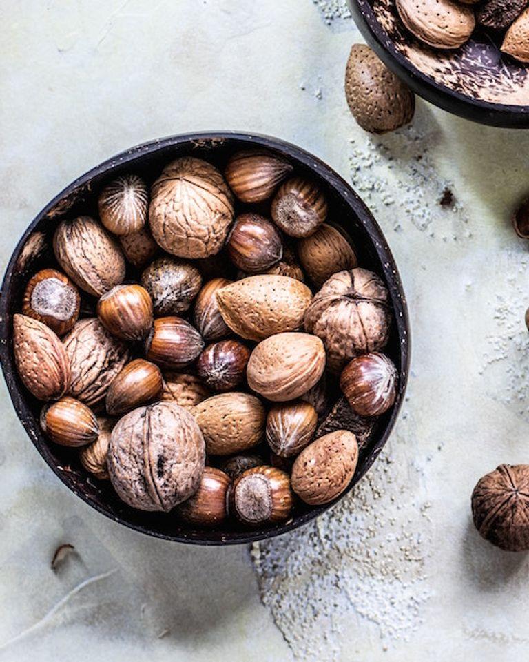 Vertus et bienfaits des noix et oléagineux - FemininBio