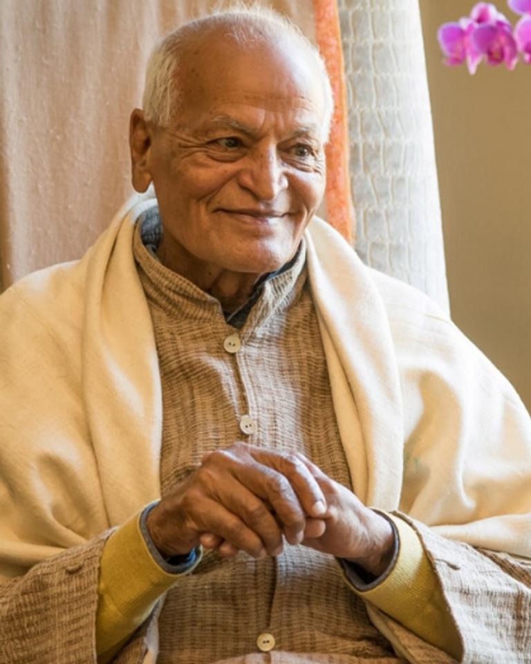 Satish Kumar: l'amour est la nouvelle révolution