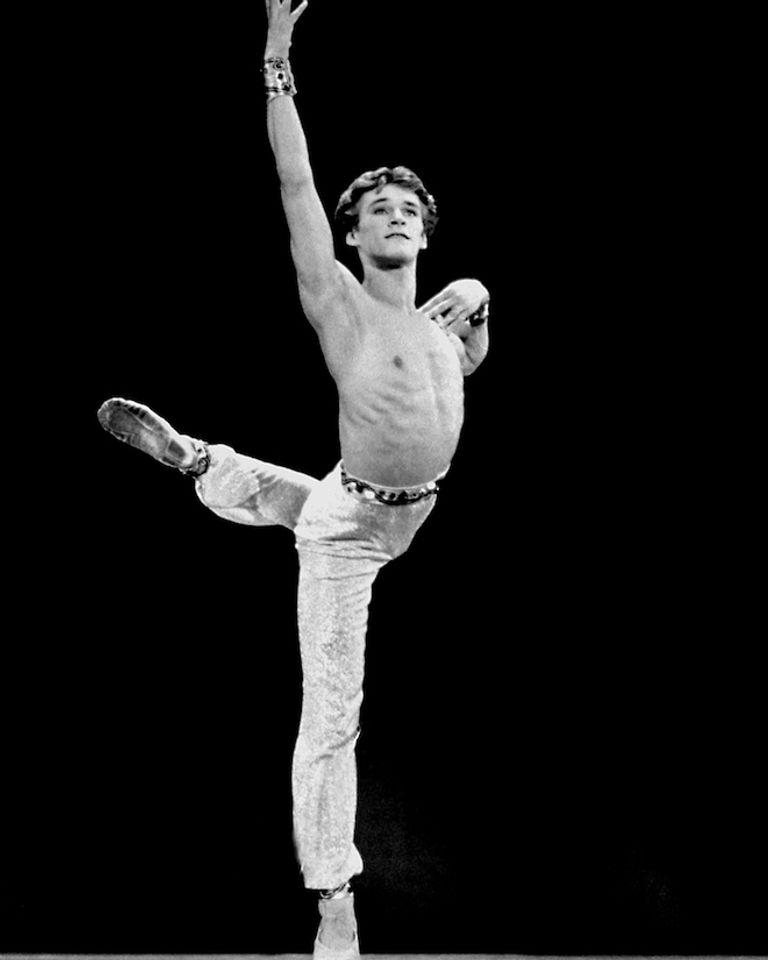 portrait d'artiste : Patrick Dupond, danseur légendaire