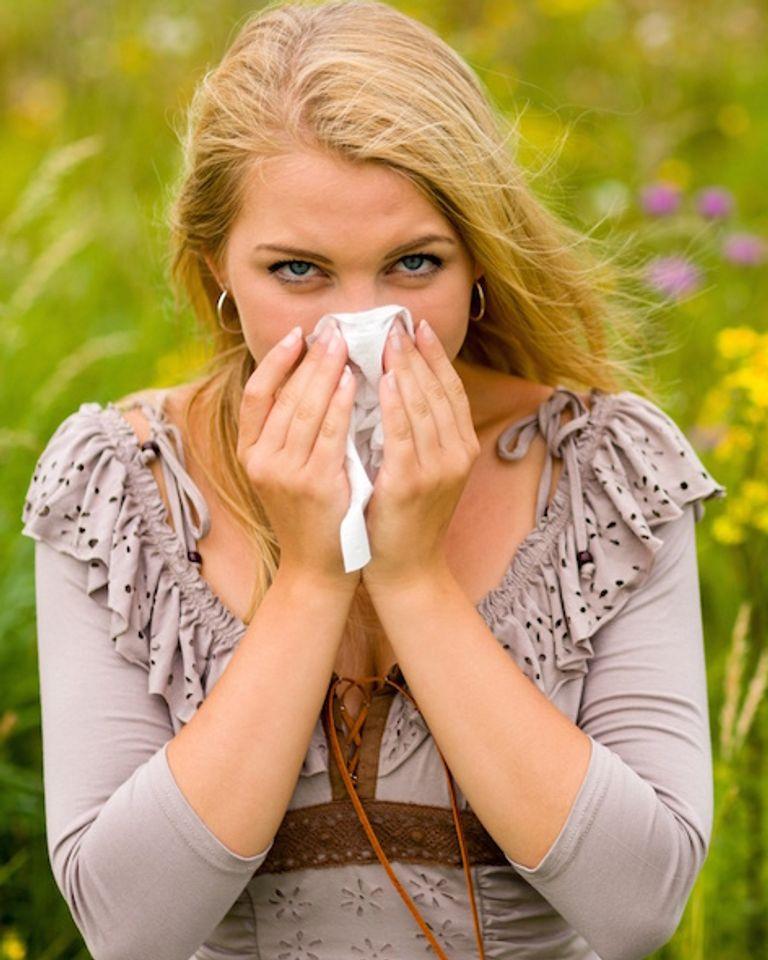 méthode NAET allergies