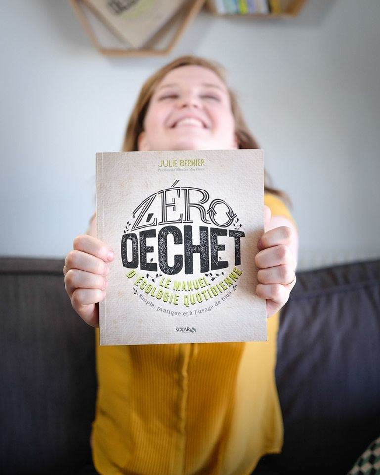 """""""Zéro Déchet : le manuel d'écologie quotidienne"""", interview de l'auteure"""