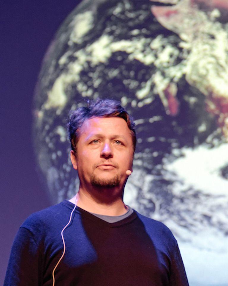 Jean-Pierre Goux révolution bleue