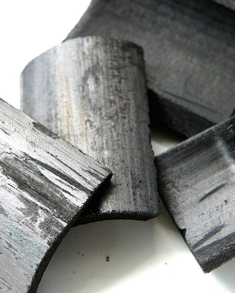 bambou de charbon