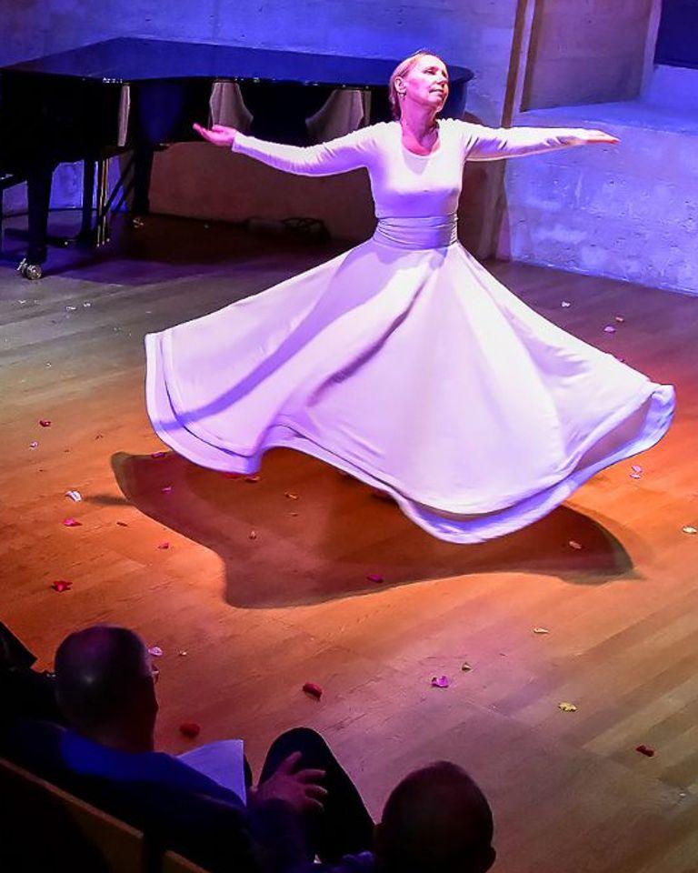 Danse du Sama sonia aubel