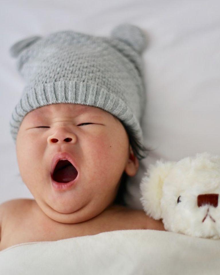 vibration sonore bébé