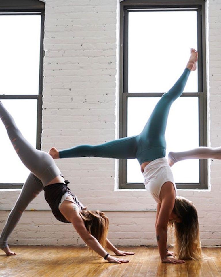 nouveaux yogas