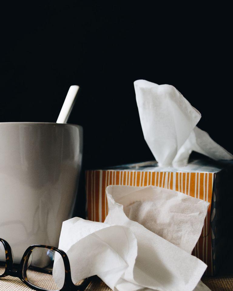 malade coronavirus bon geste