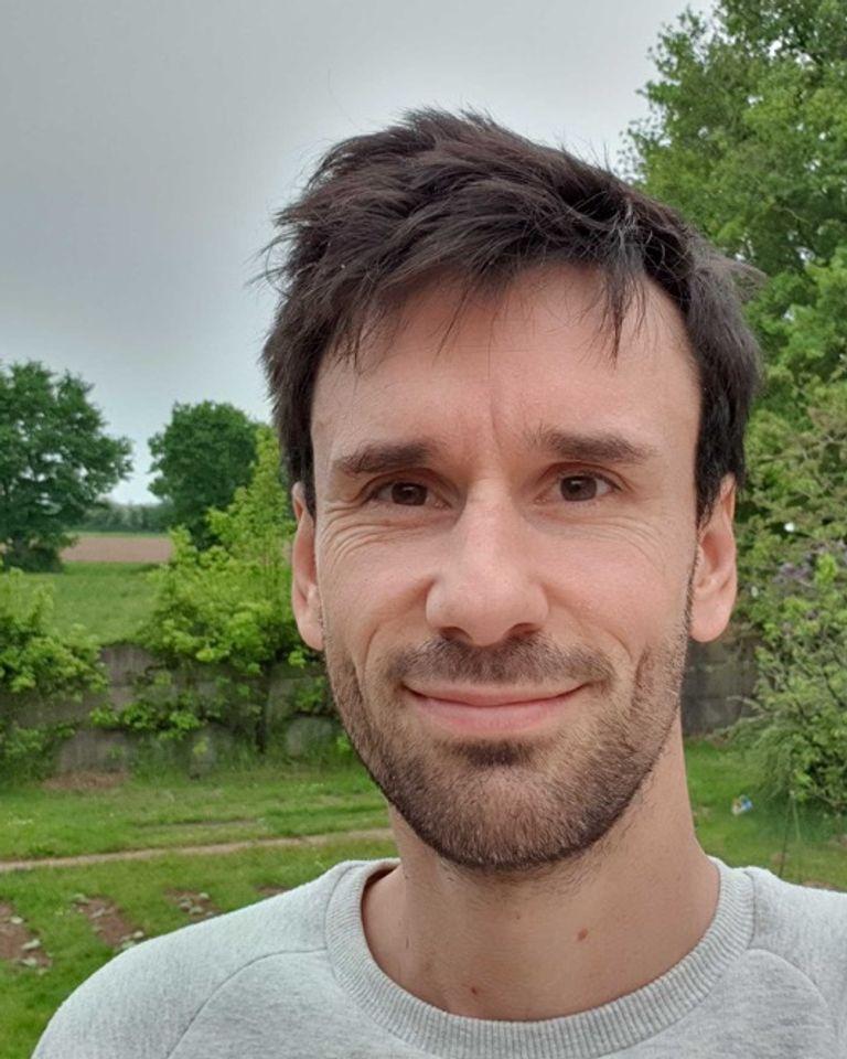 Sébastien Vray Courseur