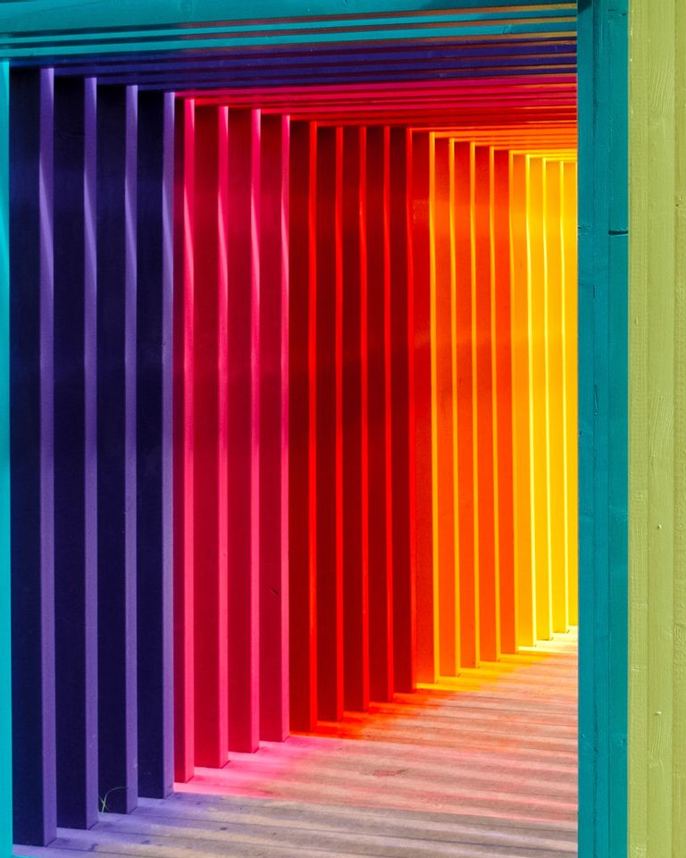 couleurs chromathérapie