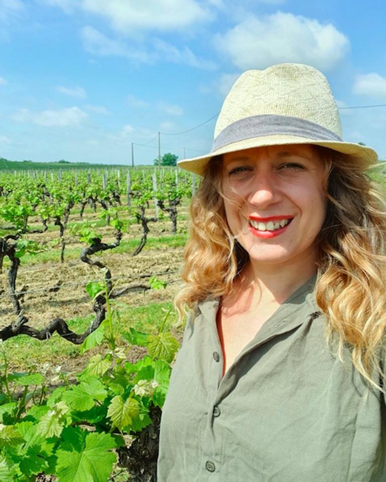 Amandine vigneronne témoignage COVID