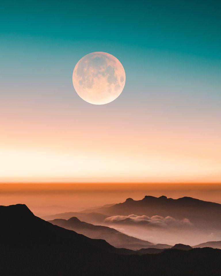 pleine lune 7 mai