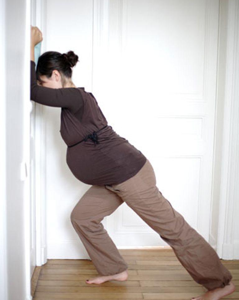 Position pour diminuer la peur et l'anxiété liées à l'accouchement