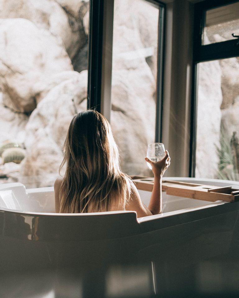 Canicule : les bains dérivatifs pour se refroidir en douceur