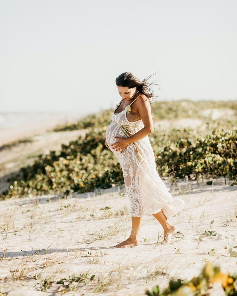 Comment bien vivre sa grossesse cet été ?