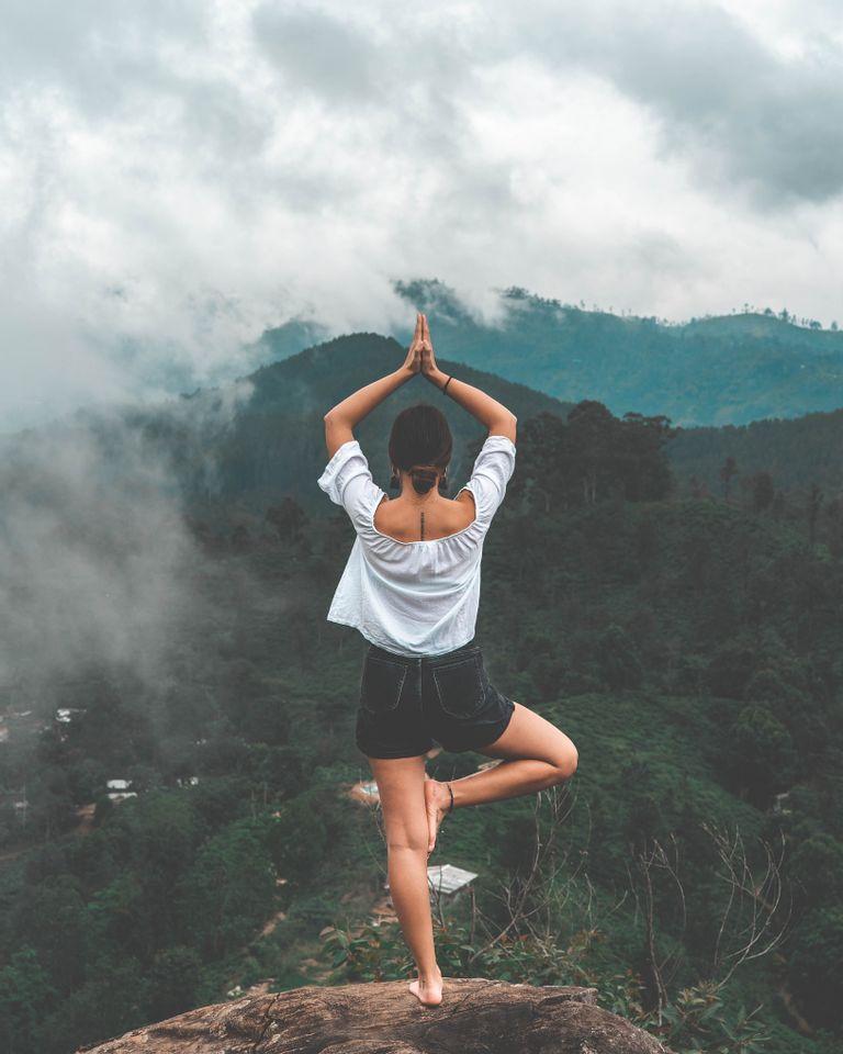 Le yoga pour devenir la personne que j'ai envie d'être
