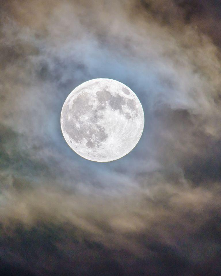 Nouvelle Lune du 15 Novembre 2020