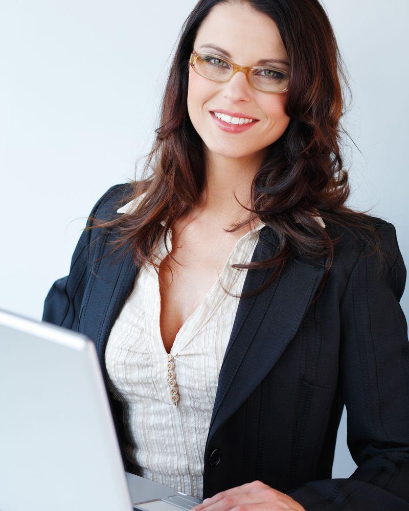Femme au travail