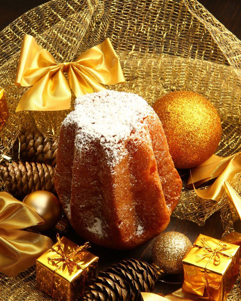 Panettone de Noël