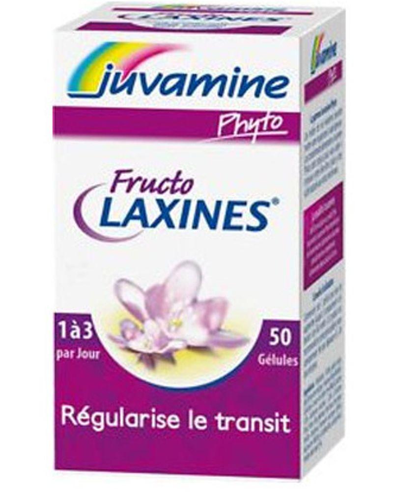 Juvamine Fructo Laxines