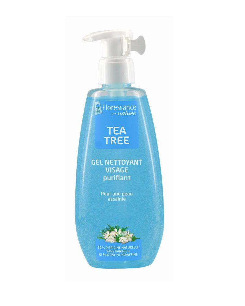 gel nettoyant tea tree