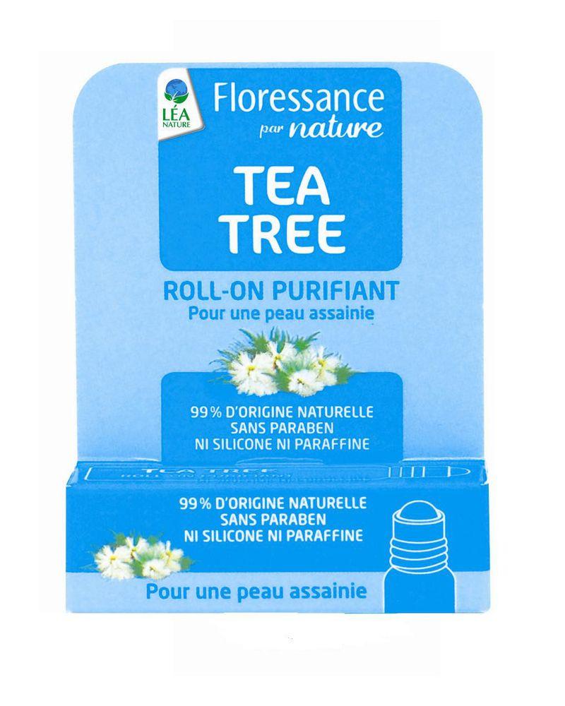 roll on floressance tea tree