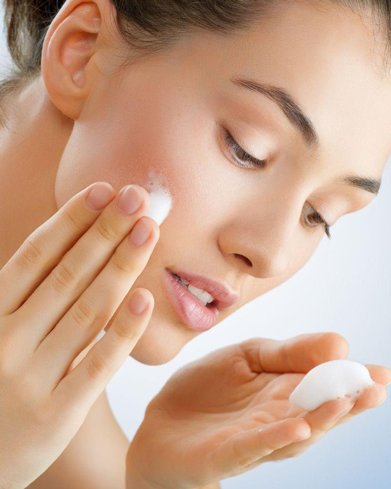 soigner une peau acnéique