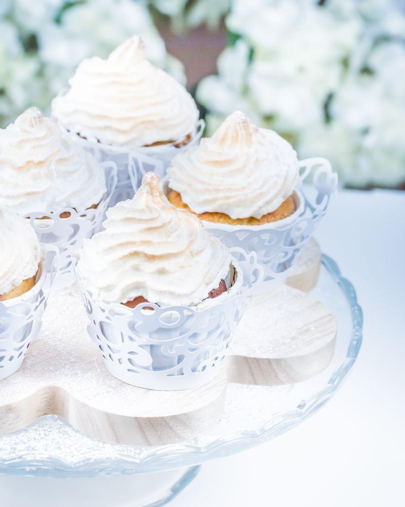 Cakes au citron meringué