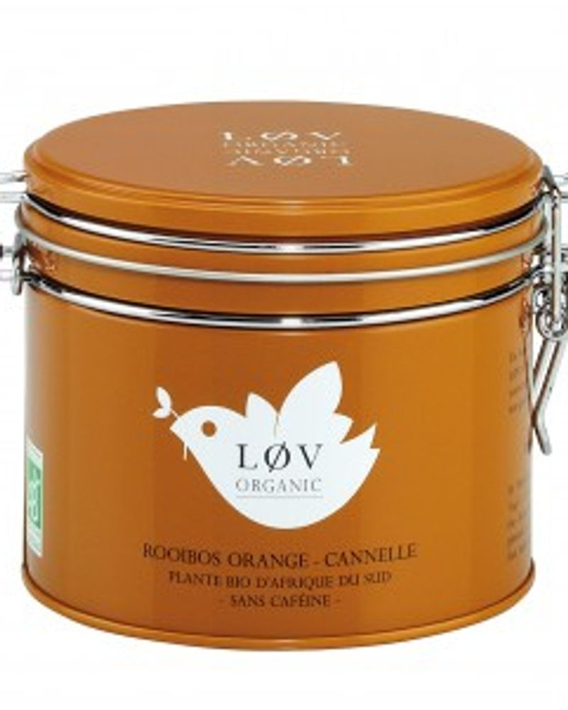 rooibos orange cannelle