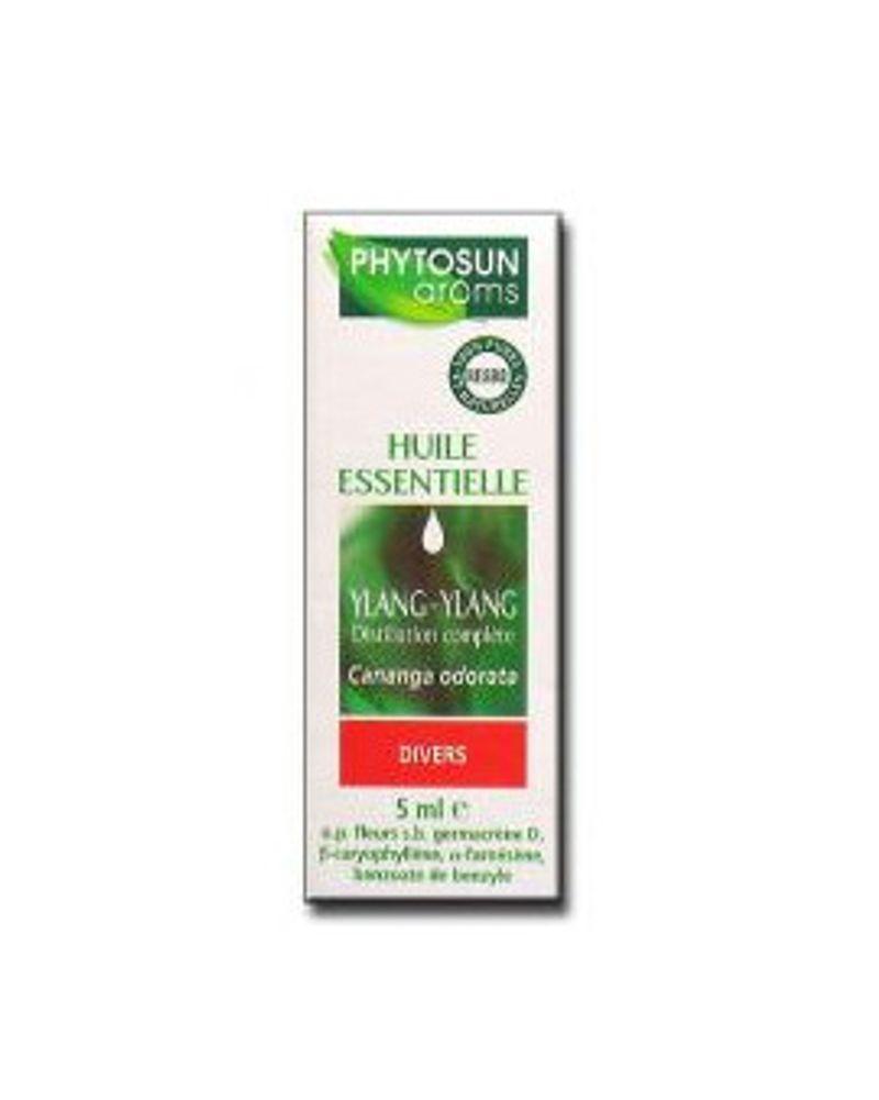 huile essentielle ylang ylang phytosun aroms