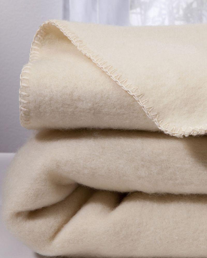 La couverture pure laine bio