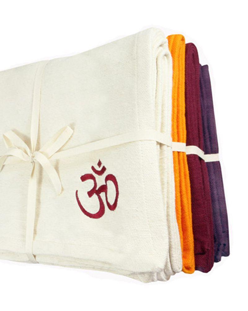 La couverture bio de yoga
