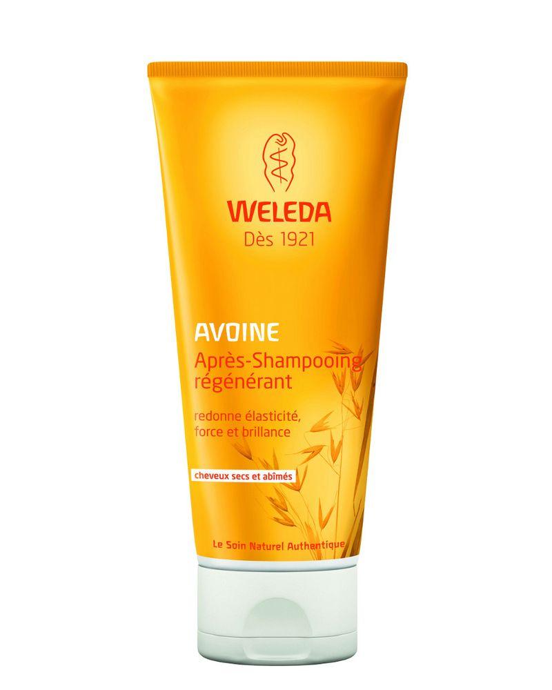 L'après-shampooing à l'avoine de Weleda