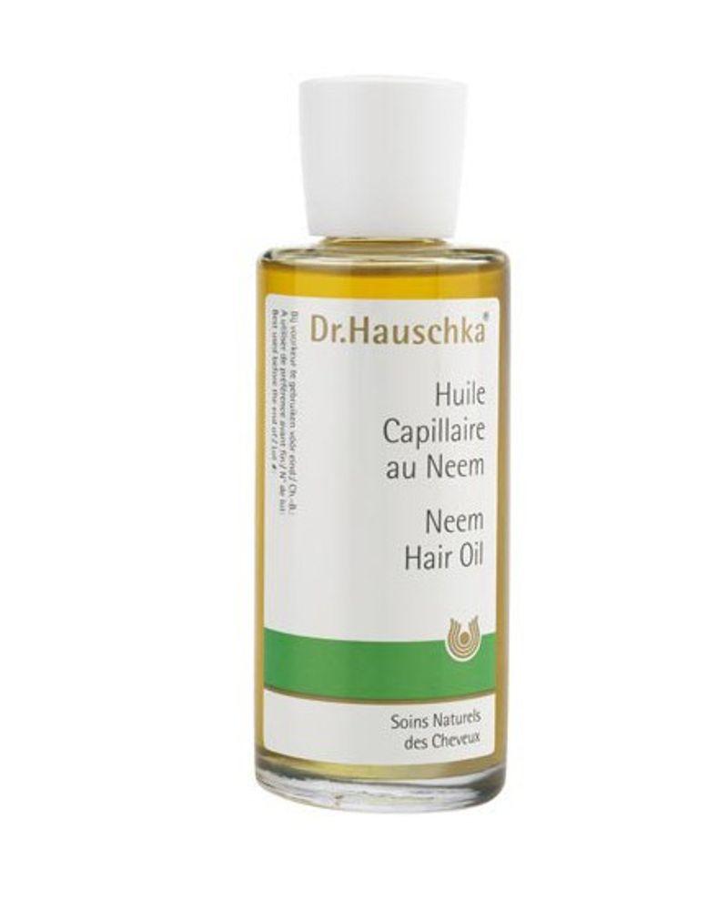La lotion capillaire au neem de Dr Hauschka