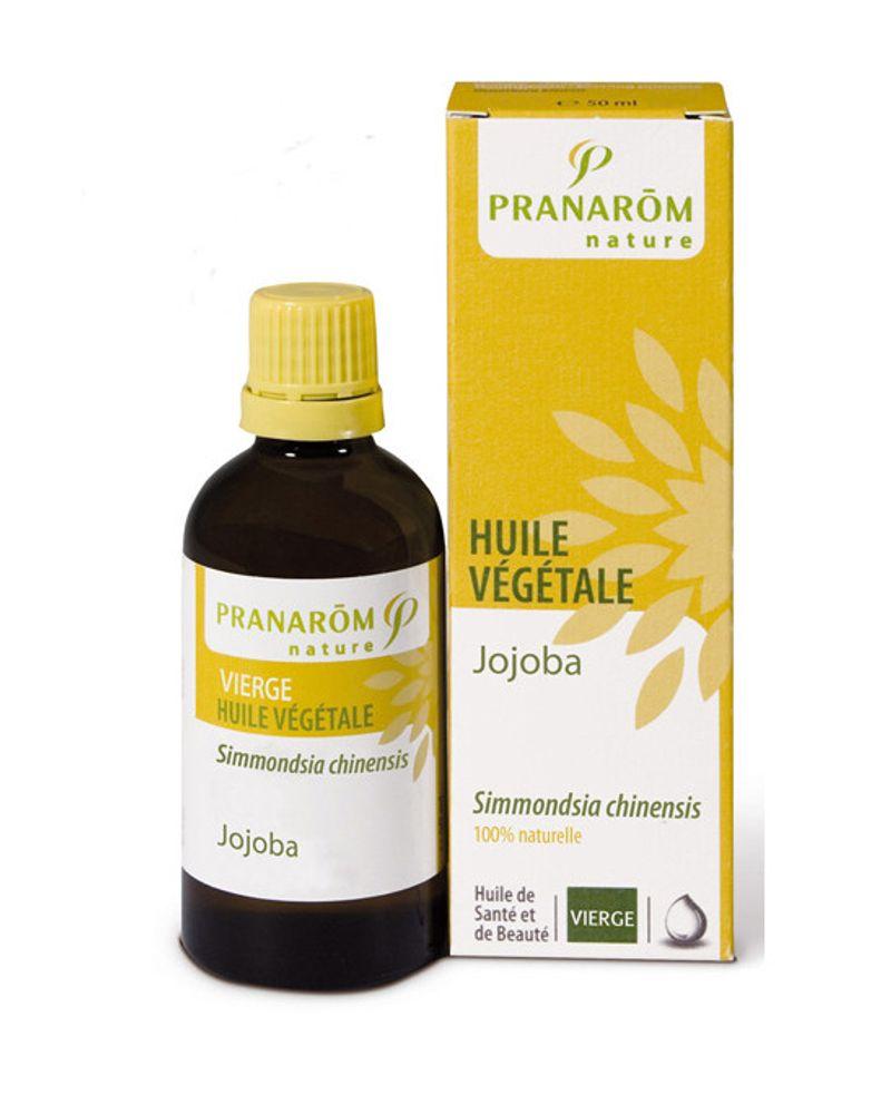 L'huile végétale de jojoba Pranarom