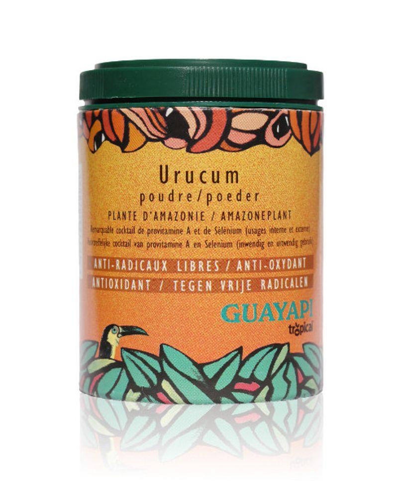 La poudre urucum de Guayapi