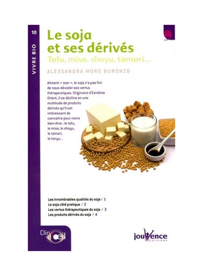Le soja et ses dérivés