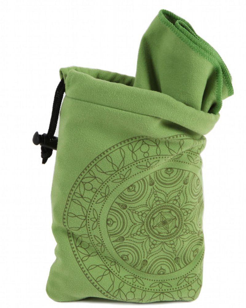 La serviette de yoga