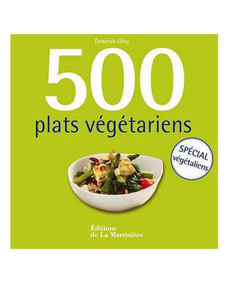 500 plats végétariens