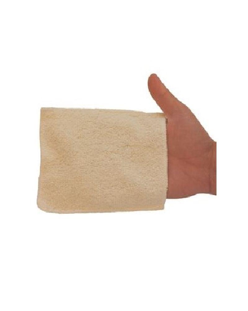 Le gant de change lavable