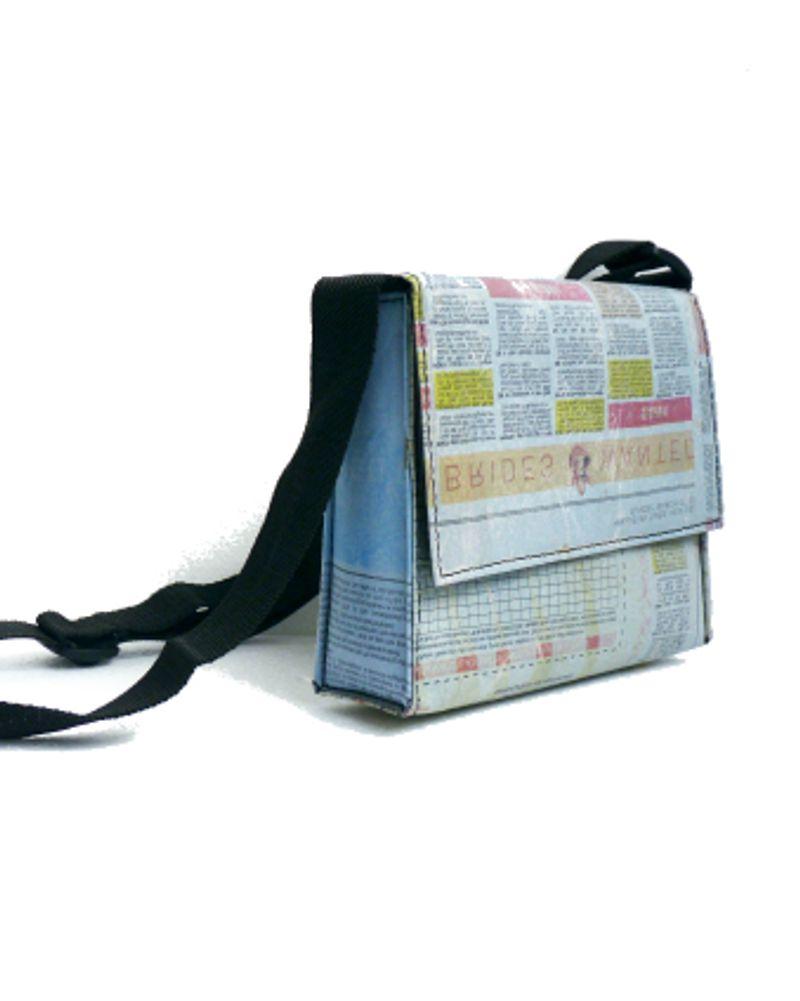 Le sac bandoulière Quick News