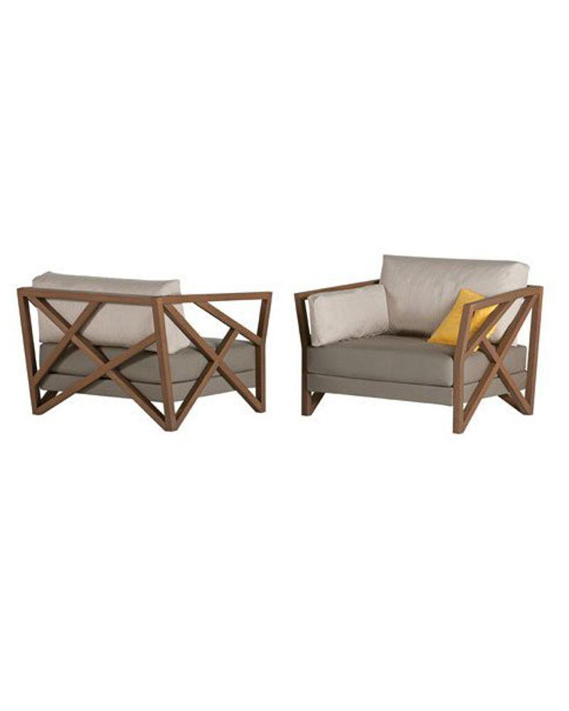 Les fauteuils Saga de Roche Bobois