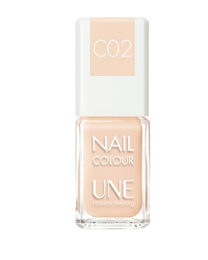 Le vernis beige d'Une natural beauty