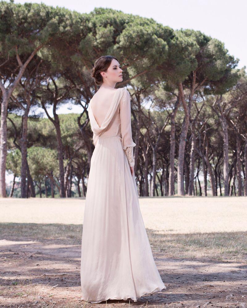 La robe de mariée Anahita de Leila Hafzi